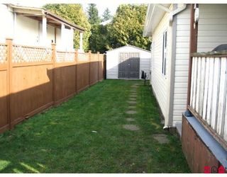Photo 9: 1889 SHORE in Abbotsford: Central Abbotsford Manufactured Home for sale : MLS®# F2804923