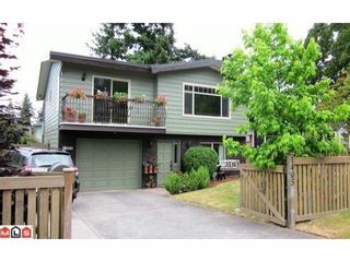 Photo 1: 1405 130TH Street in South Surrey White Rock: Crescent Bch Ocean Pk. Home for sale ()  : MLS®# F1020080