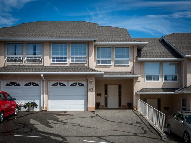 Main Photo: 47 1775 MCKINLEY Court in Kamloops: Sahali Townhouse for sale : MLS®# 157559