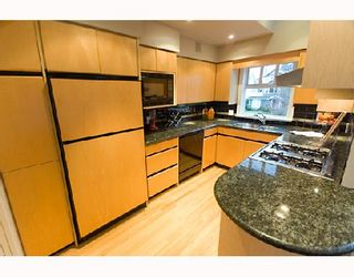 Photo 4: 3354 POINT GREY Road in Vancouver: Kitsilano 1/2 Duplex for sale (Vancouver West)  : MLS®# V688370