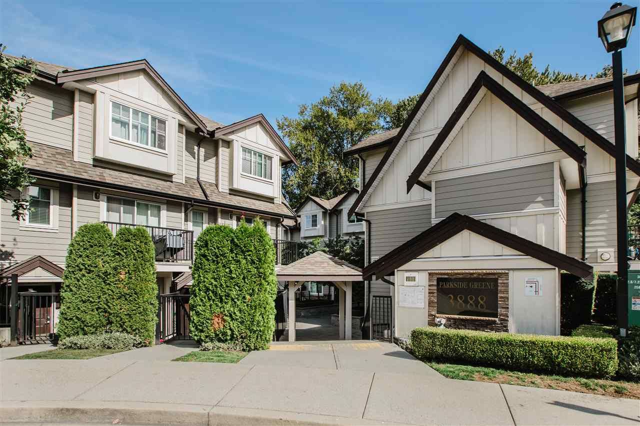 "Main Photo: 115 3888 NORFOLK Street in Burnaby: Central BN Townhouse for sale in ""Parkside Greene"" (Burnaby North)  : MLS®# R2526414"