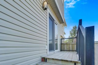 Photo 27: 417 DUNLUCE Road in Edmonton: Zone 27 Townhouse for sale : MLS®# E4261945