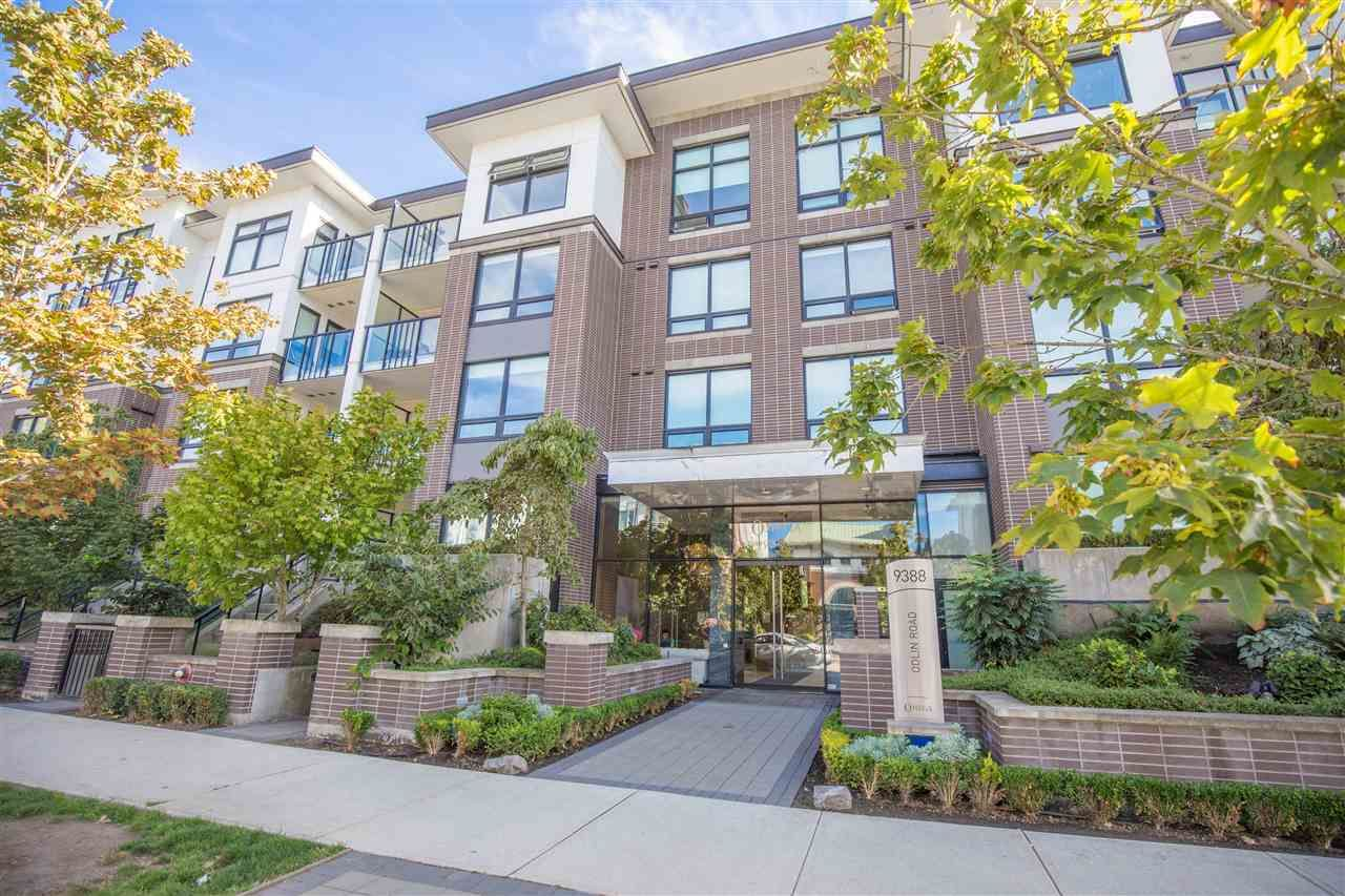 """Main Photo: 319 9388 ODLIN Road in Richmond: West Cambie Condo for sale in """"OMEGA"""" : MLS®# R2434322"""