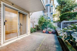 """Photo 2: 209 1035 AUCKLAND Street in New Westminster: Uptown NW Condo for sale in """"QUEEN'S TERRACE"""" : MLS®# R2438580"""
