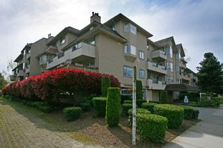 """Main Photo: 111 8700 WESTMINSTER Highway in Richmond: Brighouse Condo for sale in """"CANAAN PLACE"""" : MLS®# V835639"""