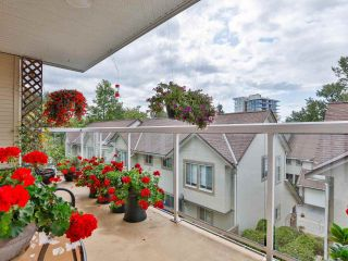 """Photo 18: 215 3400 SE MARINE Drive in Vancouver: Champlain Heights Condo for sale in """"Tiffany Ridge"""" (Vancouver East)  : MLS®# R2392821"""