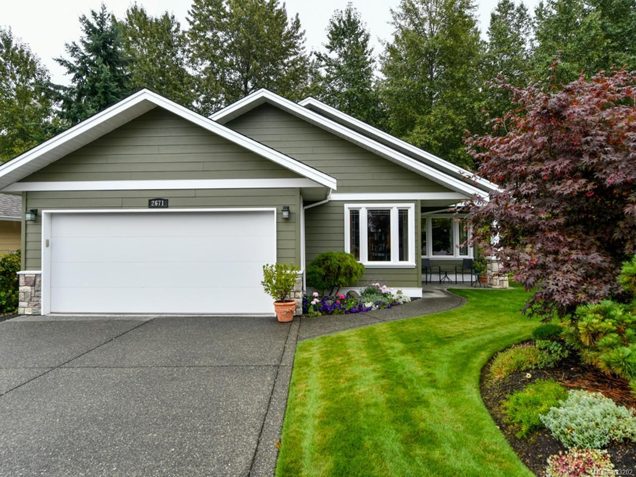 Main Photo: 2671 VANCOUVER PLACE in CAMPBELL RIVER: CR Willow Point House for sale (Campbell River)  : MLS®# 823202