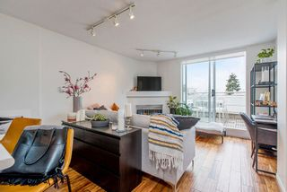 """Photo 6: 422 2255 W 4TH Avenue in Vancouver: Kitsilano Condo for sale in """"THE CAPERS BUILDING"""" (Vancouver West)  : MLS®# R2565232"""