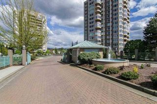 """Photo 1: 214 3176 GLADWIN Road in Abbotsford: Central Abbotsford Condo for sale in """"Regency Park"""" : MLS®# R2155492"""