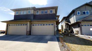 Main Photo: 2005 15 Avenue in Edmonton: Zone 30 House Half Duplex for sale : MLS®# E4243984