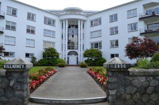 "Photo 15: 212 2890 POINT GREY Road in Vancouver: Kitsilano Condo for sale in ""KILLARNEY MANOR"" (Vancouver West)  : MLS®# R2081554"
