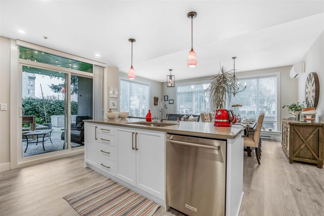 """Main Photo: 103 2565 WARE Street in Abbotsford: Central Abbotsford Condo for sale in """"Mill District"""" : MLS®# R2516817"""