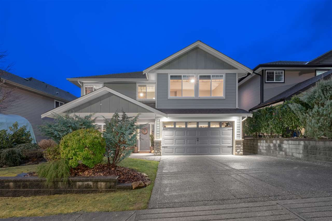 Main Photo: 13139 SHOESMITH Crescent in Maple Ridge: Silver Valley House for sale : MLS®# R2541681