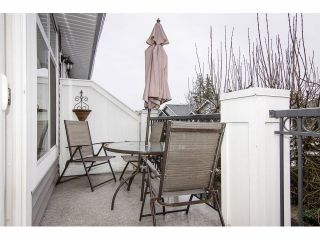 """Photo 13: 109 20449 66TH Avenue in Langley: Willoughby Heights Townhouse for sale in """"NATURE'S LANDING"""" : MLS®# F1325755"""