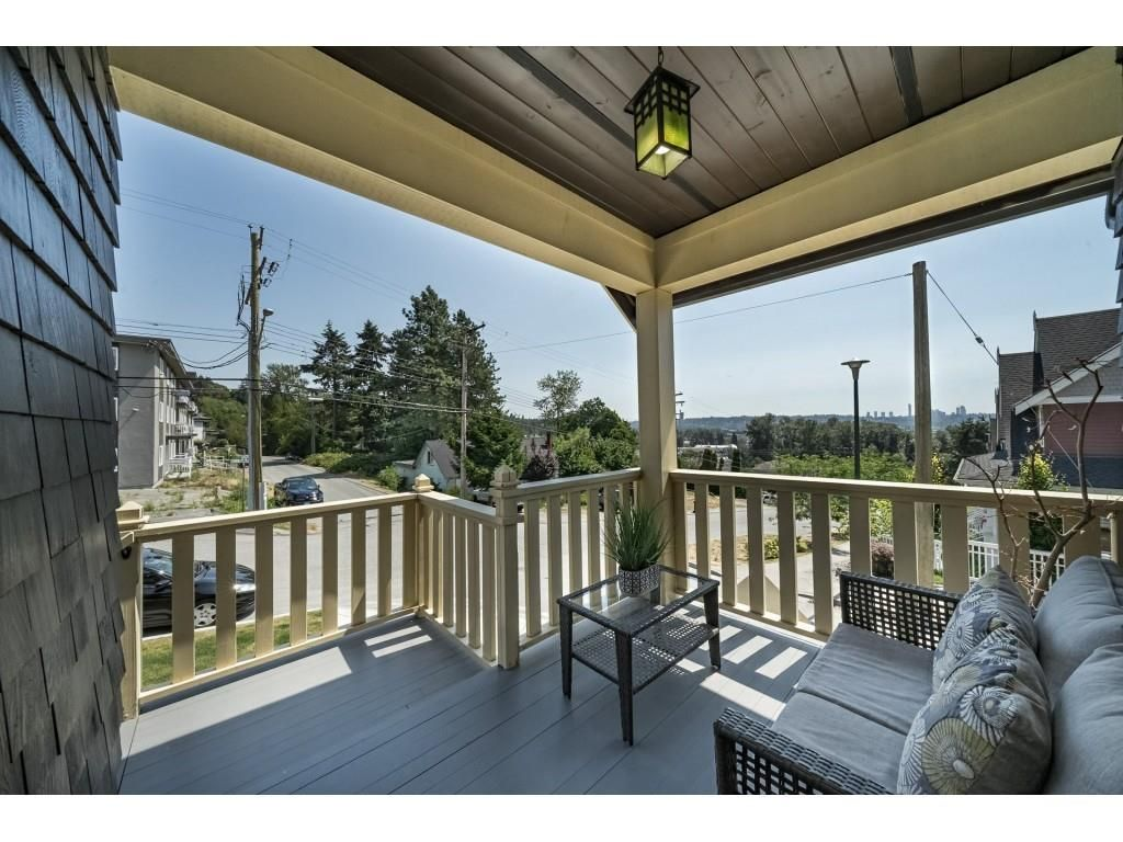 Main Photo: 114 1331 HACHEY AVENUE in : Maillardville Townhouse for sale (Coquitlam)  : MLS®# R2367915