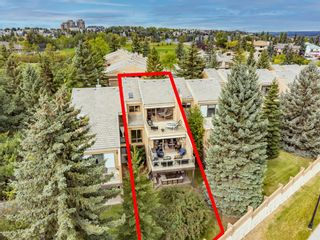 Main Photo: 8 1220 Prominence Way SW in Calgary: Patterson Row/Townhouse for sale : MLS®# A1143314