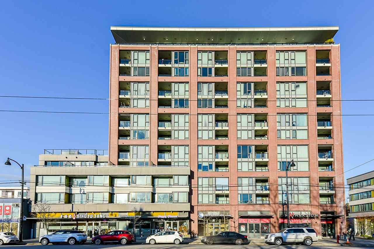 """Main Photo: 309 2689 KINGSWAY in Vancouver: Collingwood VE Condo for sale in """"SKYWAY TOWER"""" (Vancouver East)  : MLS®# R2537465"""