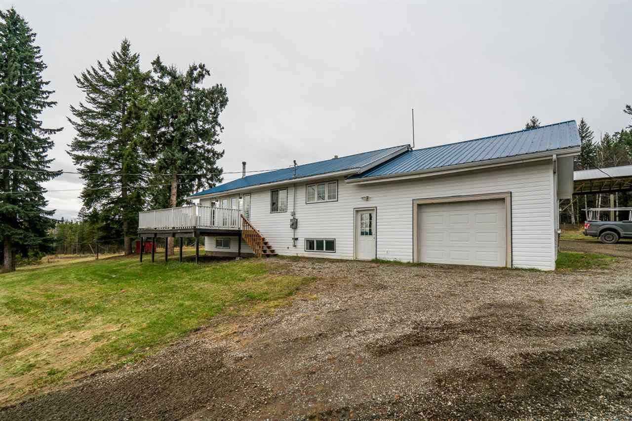 Main Photo: 20035 CARIBOO Highway: Buckhorn House for sale (PG Rural South (Zone 78))  : MLS®# R2499892