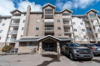 Photo 2: 319 10535 122 Street in Edmonton: Zone 07 Condo for sale : MLS®# E4255069