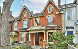 Photo 1: 172 Strachan Avenue in Toronto: Niagara House (2 1/2 Storey) for sale (Toronto C01)  : MLS®# C5192096