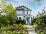 """Main Photo: 4558 W 15TH Avenue in Vancouver: Point Grey House for sale in """"Point Grey"""" (Vancouver West)  : MLS®# R2578222"""