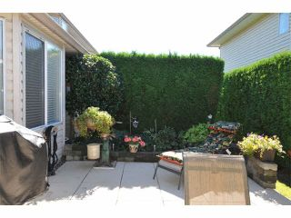 """Photo 16: 31 12268 189A Street in Pitt Meadows: Central Meadows Townhouse for sale in """"MEADOW LANE ESATES"""" : MLS®# V1094613"""