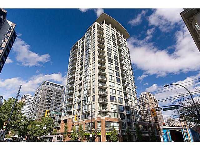 """Main Photo: 1702 1082 SEYMOUR Street in Vancouver: Downtown VW Condo for sale in """"FREESIA"""" (Vancouver West)  : MLS®# V1048211"""