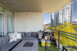 """Photo 22: 603 1205 W HASTINGS Street in Vancouver: Coal Harbour Condo for sale in """"Cielo"""" (Vancouver West)  : MLS®# R2584791"""