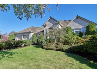"Photo 1: 16198 MORGAN CREEK Crescent in Surrey: Morgan Creek House for sale in ""Morgan Creek"" (South Surrey White Rock)  : MLS®# R2365550"