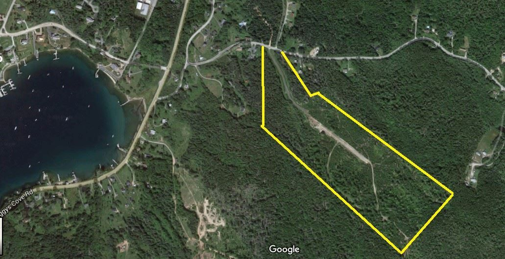 Main Photo: Lot 2B 0 Old Halifax Road in Halifax: 40-Timberlea, Prospect, St. Margaret`S Bay Vacant Land for sale (Halifax-Dartmouth)  : MLS®# 202111155