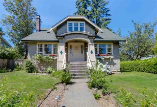 Photo 1: 3309 HIGHBURY Street in Vancouver: Dunbar House for sale (Vancouver West)  : MLS®# R2106207