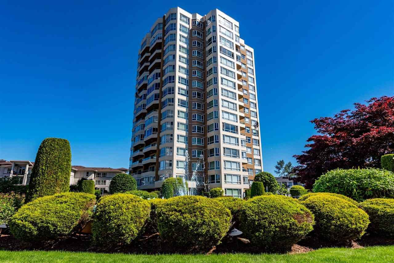 """Photo 4: Photos: 1402 3190 GLADWIN Road in Abbotsford: Central Abbotsford Condo for sale in """"Regency Park"""" : MLS®# R2589497"""