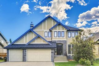 Main Photo: 46 WENTWORTH Terrace SW in Calgary: West Springs House for sale : MLS(r) # C4120283
