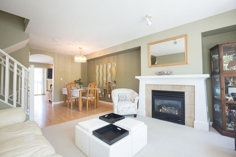 """Photo 6: Photos: 9181 CAMERON Street in Burnaby: Sullivan Heights Townhouse for sale in """"STONEBROOK"""" (Burnaby North)  : MLS®# R2170237"""