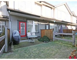 """Photo 7: 33 18828 69TH Avenue in Surrey: Clayton Townhouse for sale in """"STARPOINT"""" (Cloverdale)  : MLS®# F2901097"""