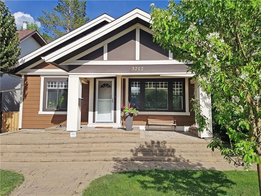 Main Photo: 3212 14 Street SW in Calgary: Upper Mount Royal Detached for sale : MLS®# A1127945