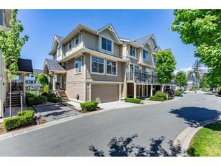 """Photo 1: 71 19525 73 Avenue in Surrey: Clayton Townhouse for sale in """"UPTOWN CLAYTON II"""" (Cloverdale)  : MLS®# R2584120"""