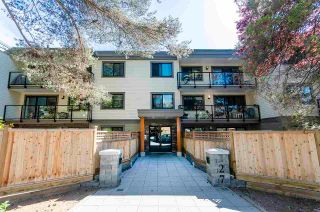 """Photo 1: 204 327 W 2ND Street in North Vancouver: Lower Lonsdale Condo for sale in """"Somerset Manor"""" : MLS®# R2589044"""