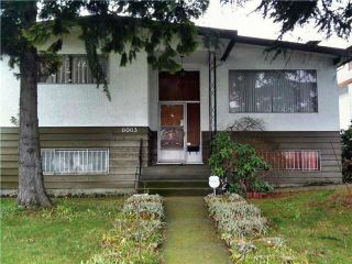 Photo 1: 6063 KNIGHT Street in Vancouver: Knight House for sale (Vancouver East)  : MLS®# V1089398