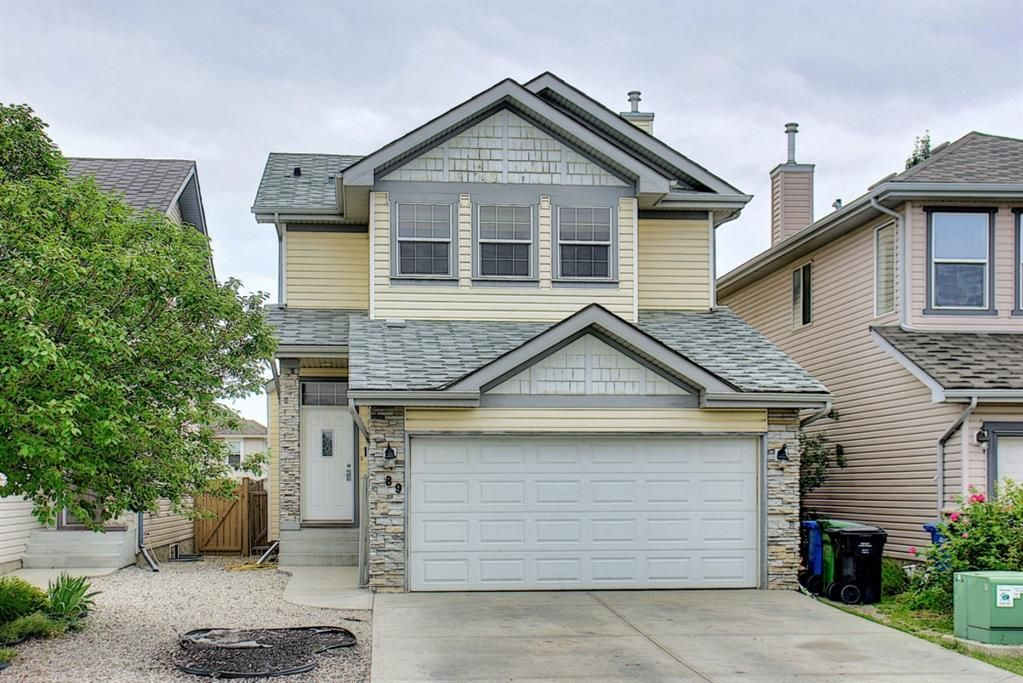 Main Photo: 89 Covepark Crescent NE in Calgary: Coventry Hills Detached for sale : MLS®# A1138289