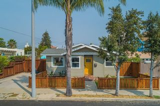 Photo 1: HILLCREST House for sale : 3 bedrooms : 3617 Herbert in San Diego