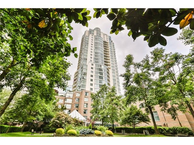 Main Photo: # 805 1188 QUEBEC ST in Vancouver: Mount Pleasant VE Condo for sale (Vancouver East)  : MLS®# V1071032