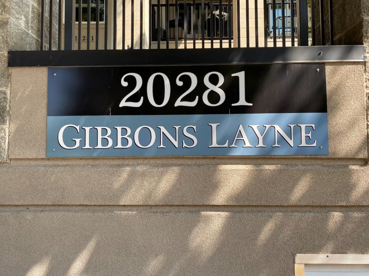 """Main Photo: 203 20281 53A Avenue in Langley: Langley City Condo for sale in """"GIBBONS LAYNE"""" : MLS®# R2601988"""