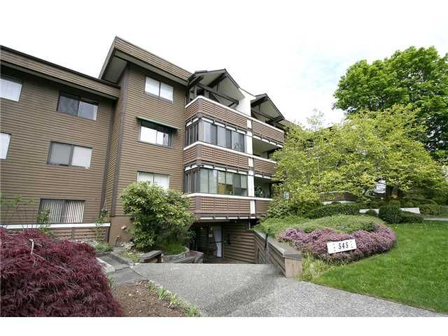 """Main Photo: # 306 545 SYDNEY AV in Coquitlam: Coquitlam West Condo for sale in """"THE GABLES"""" : MLS®# V890206"""