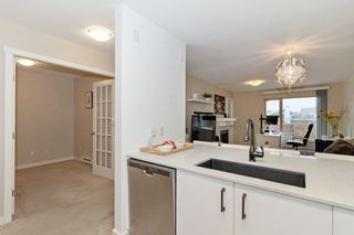 "Photo 10: 402 808 SANGSTER Place in New Westminster: The Heights NW Condo for sale in ""THE BROCKTON"" : MLS®# R2517953"