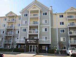 Photo 1: 320 9910 107 Street: Morinville Condo for sale : MLS®# E4240605