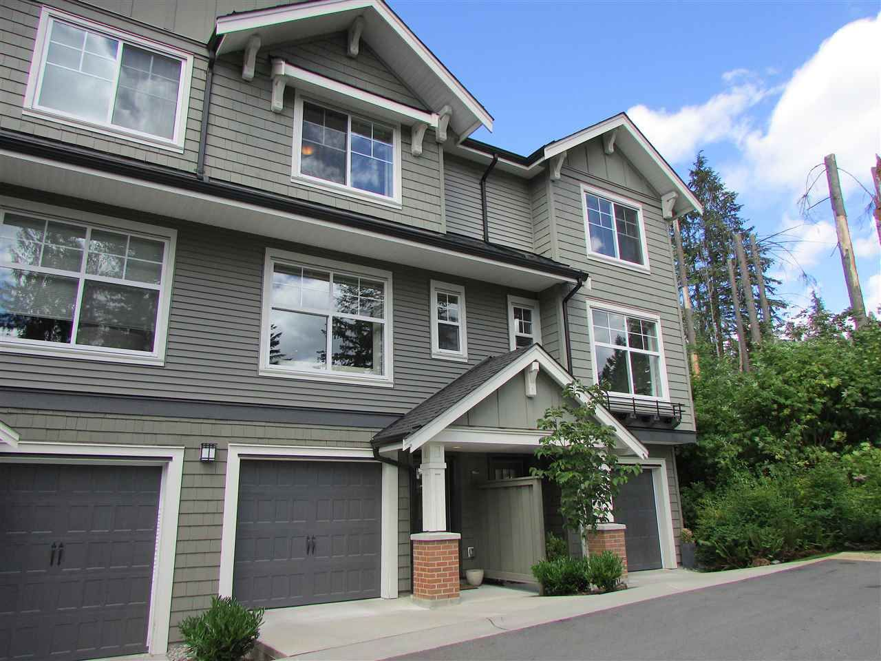 """Main Photo: 18 3470 HIGHLAND Drive in Coquitlam: Burke Mountain Townhouse for sale in """"BRIDLEWOOD"""" : MLS®# R2181948"""