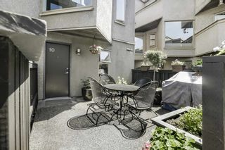 """Photo 6: 10 870 W 7TH Avenue in Vancouver: Fairview VW Townhouse for sale in """"Laurel Court"""" (Vancouver West)  : MLS®# R2594684"""