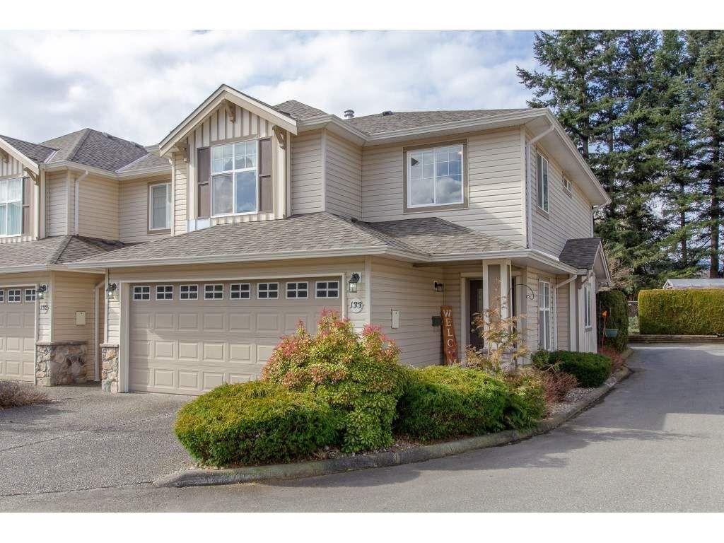 Main Photo: 133 6450 VEDDER Road in Chilliwack: Sardis East Vedder Rd Townhouse for sale (Sardis)  : MLS®# R2548394