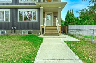 Photo 2: 10421 155 Street in Edmonton: Zone 21 House Half Duplex for sale : MLS®# E4266259